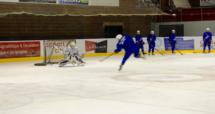 Equipe de France de hockey sur glace