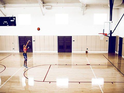 Basket : Candace Parker se la joue détendue