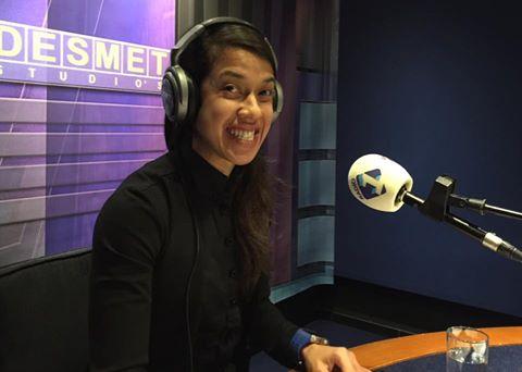 Squash : Nicol David a participé à une émission spéciale sur la BBC Radio