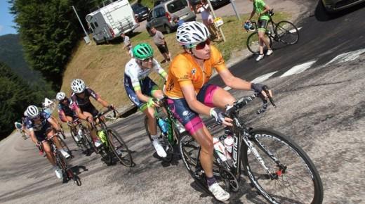 Cycliste puissance 4